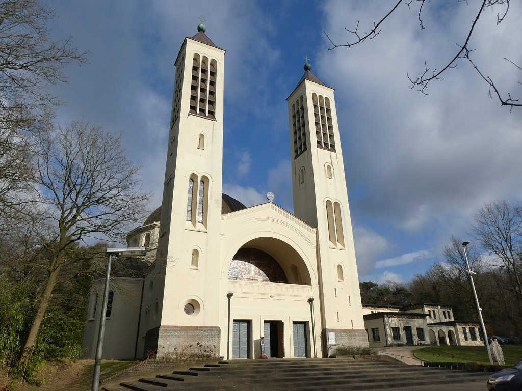 Nijmegen (NL), Cenakelkerk, 2018